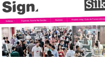 Novidades de empresas para a Serigrafia SIGN