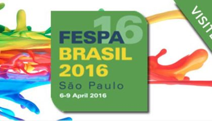 Feira FESPA BRASIL, a VP vai participar